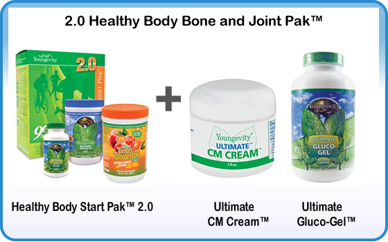 Healthy Body Bone and Joint Pak