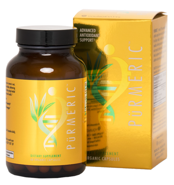 Purmeric Organic Turmeric Supplement