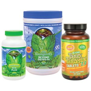 Healthy Body Start Pak 2.0 with Tablets