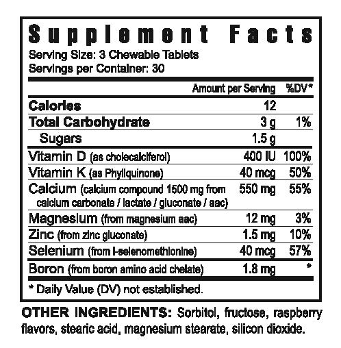 King Calcium Supplement FAQs